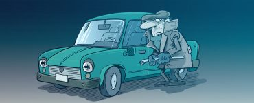 roubo de veículo seguro auto