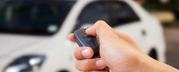 Dispositivos anti-roubo de carros