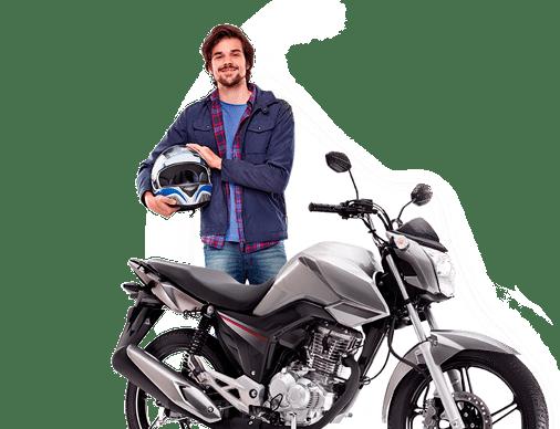 Porto Seguro para Moto